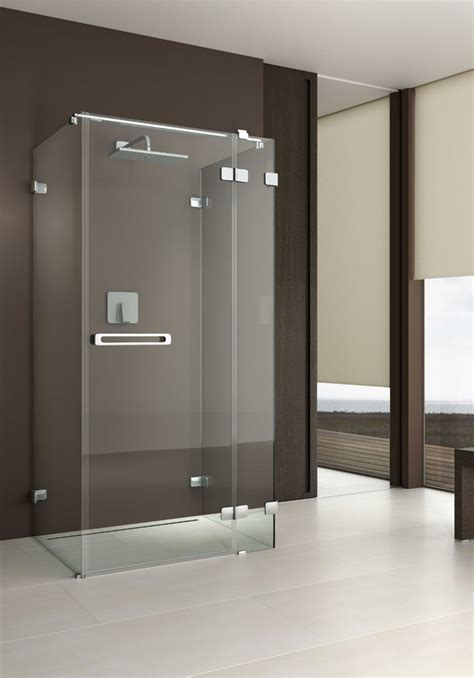 Shower enclosures by ARTWEGER