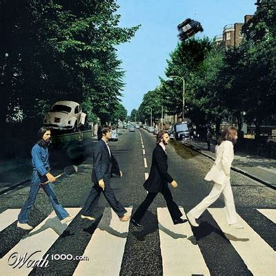 Soul and Sound Progressive: Abbey Road album cover parodies