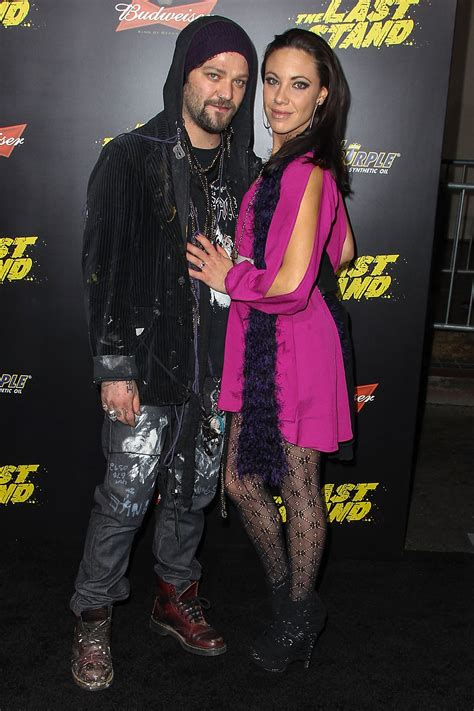 Bam Margera Welcomes First Child -- See the Pic