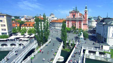 Ljubljana Travel Guide Resources & Trip Planning Info by
