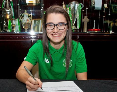 Celtic Women Sign Keeva Keenan - SheKicks