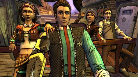 Tales From the Borderlands: Episode 2 - Atlas Mugged