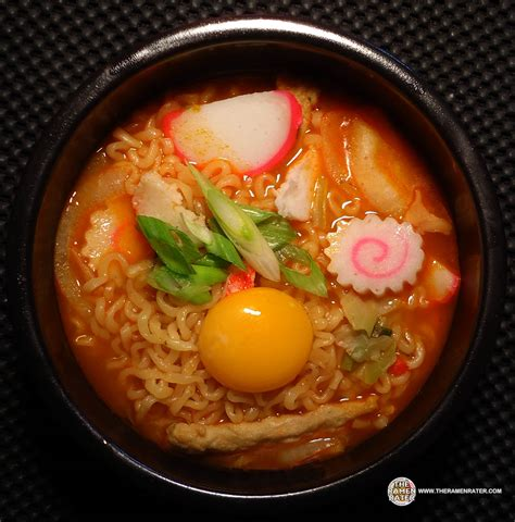 #1300: Samyang Foods Red Nagasaki Jjampong - The Ramen Rater