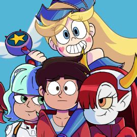 Marco vs the forces of love [Anime Version] by citalopram