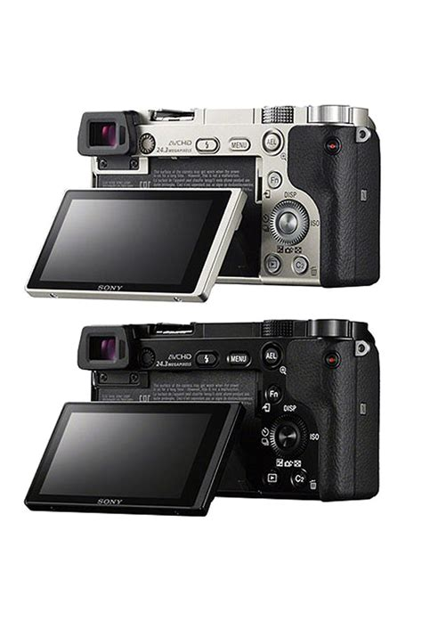 Sony Alpha A6000 Body (Sony MSIA) + 16GB