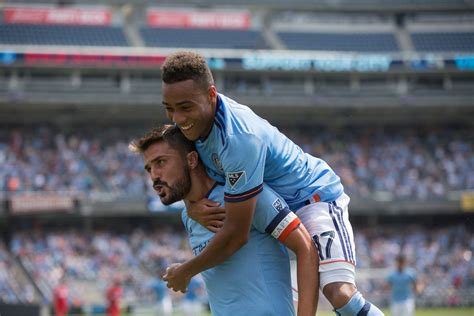 In Quotes: NYCFC 2-1 Chicago | New York City FC