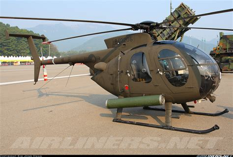 Hughes (Korean Air) 500MD Scout Defender (369MD) - South