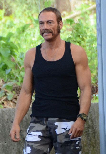 Jean Claude Van Damme Profile and Pictures/Photos 2012