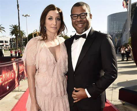 Jordan Peele and Chelsea Peretti welcome a baby boy - NY