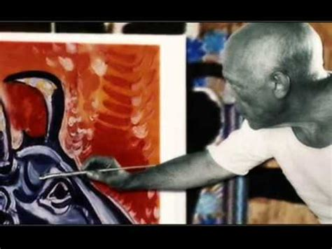 PABLO PICASSO with CHOPIN NOCTURNE - YouTube