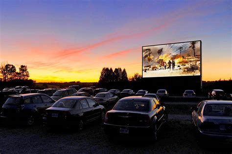 Here's the lineup for the Dinner & Drive-In Movie Series