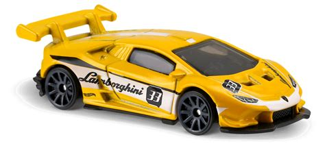 Lamborghini Huracán LP 620-2 Super Trofeo in Yellow, HW