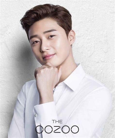 Park Seo Joon makes you swoon with his cute smile in 'THE