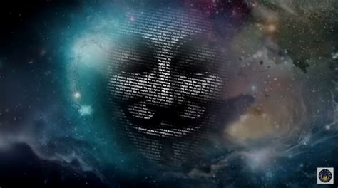 Anonymous sets sights on the stars in call to 'unite as a