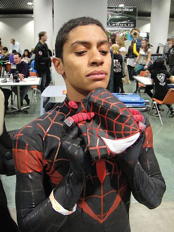 File:Comikaze Expo 2011 - Miles Morales, the new Ultimate
