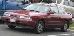 1987 Mazda MX-6 related infomation,specifications - WeiLi