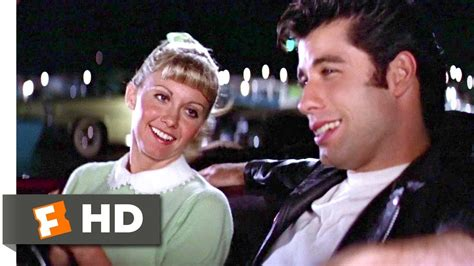 Grease (6/10) Movie CLIP - I Know Now That You Respect Me