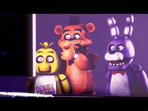 [FNAF SFM] Freddy Chica and Bonnie React to Sister