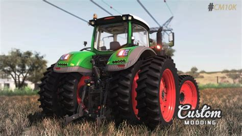 FENDT 1000 VARIO US VERSION - Farming Simulator 19 Mód