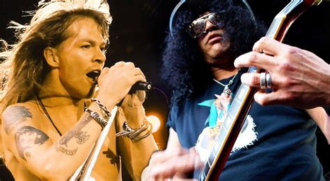 Guns N' Roses Rock France With This Live Rendition Of