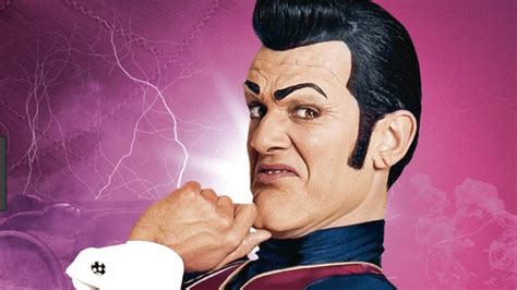 'LazyTown' Actor Who Played Robbie Rotten Reveals Cancer