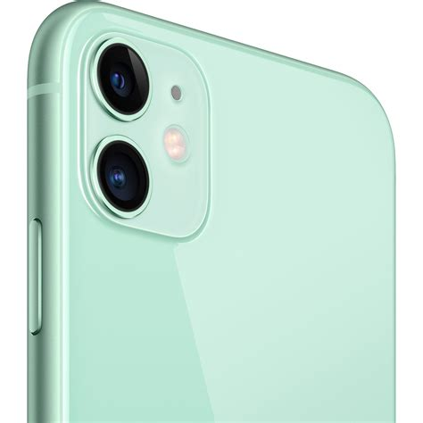 Telefon mobil Apple iPhone 11, 256GB, Green - eMAG