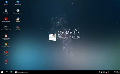 Windows 10 x86 PE with updateable usb apps   Musings of an
