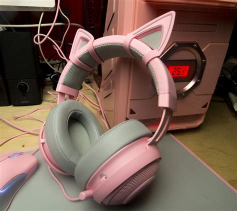 My Quest For All-Pink Gaming Gear Is Almost At An End