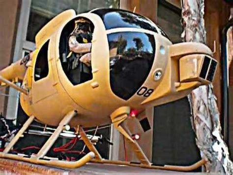 The Scale Master - RC Helicopter MD-500 Defender - FOR