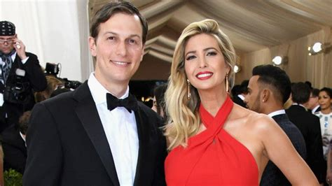 Ivanka Trump Steps Down From Her Company as Husband