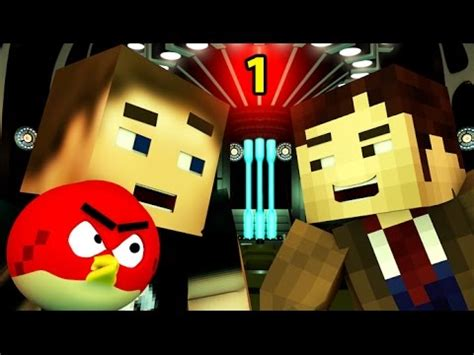DOCTOR WHO IN MINECRAFT! 1 (Angry Birds Animation) part 1