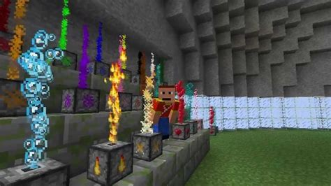 Minecraft | Episode 312 | Particle Decorations | iPodmail