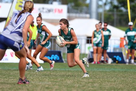 2014 Touch Football Australia – National Touch League