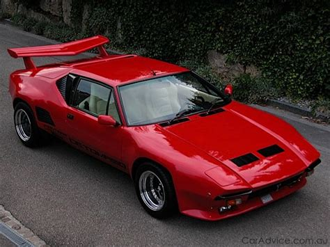 De Tomaso Pantera GT5-S – 1985 Supercar - Photos (1 of 16)