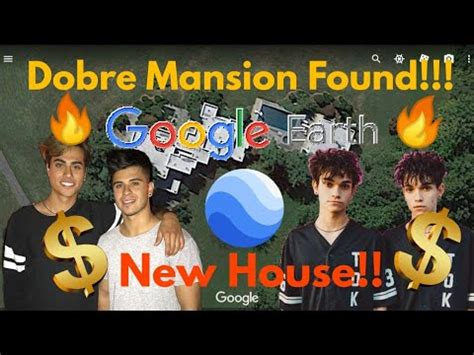 Dobre Brothers House found on Google Earth - YouTube