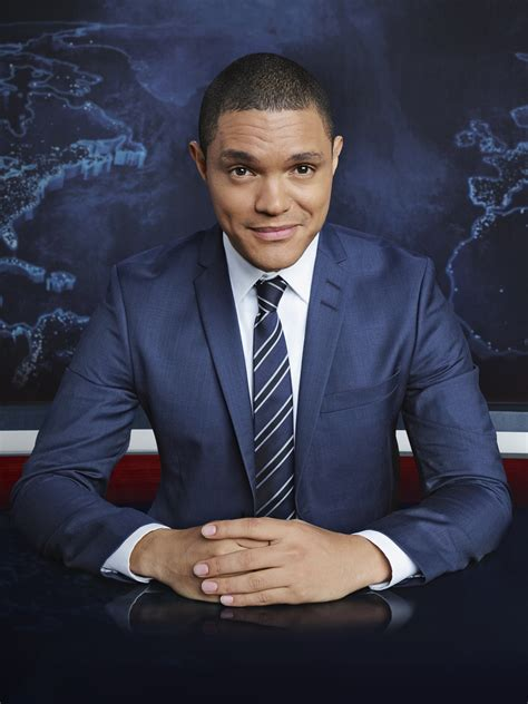 'Daily Show' host Trevor Noah performs stand-up at Hershey