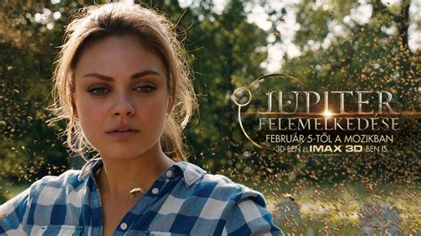 Jupiter felemelkedése (Jupiter Ascending) - TV szpot 30mp